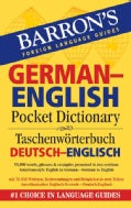 Barron's German-English Pocket Bilingual Dictionary (Paperback)