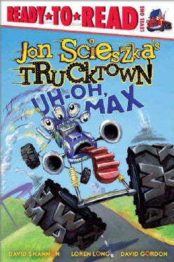 Uh-oh, Max (Paperback)