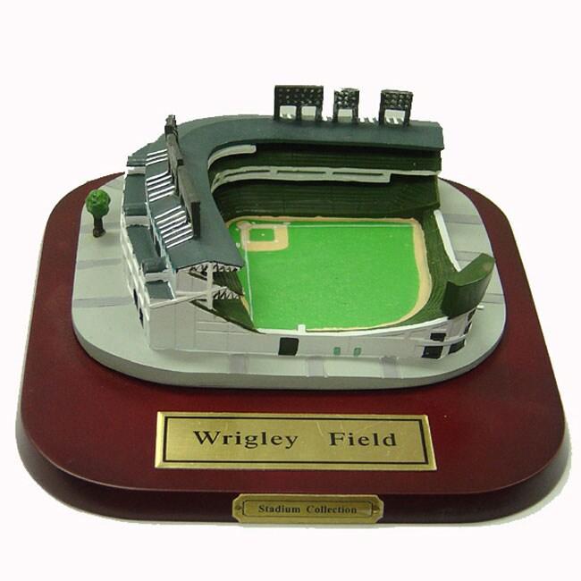 Wrigley Field Stadium Figurine