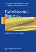 Psychotherapeutic Diagnostics: Guidelines for the New Standard (Paperback)