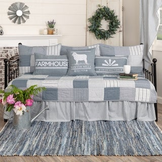 Sawyer Mill 5pc Daybed Quilt Set - Daybed Quilt Set
