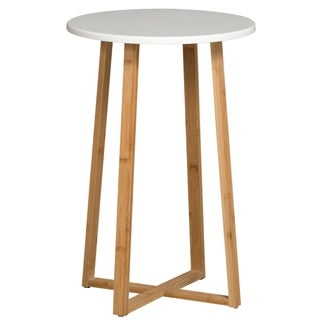 Solid Bamboo Frame Plant Table
