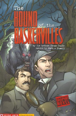The Hound of the Baskervilles: A Sherlock Holmes Mystery (Paperback)