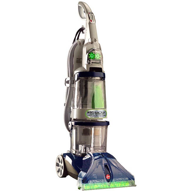 hoover steamvac spot carpet cleaner manual