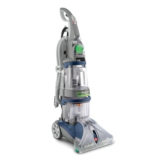 Hoover F7452-900 SteamVac All-terrain 6-brush Dual V Deep Cleaner
