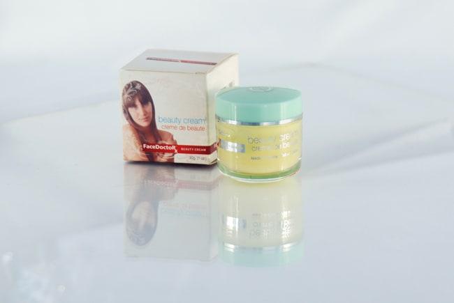 Face Doctor Beauty Cream