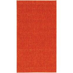 Safavieh Indoor/ Outdoor St. Barts Red Rug (2'7 x 5')