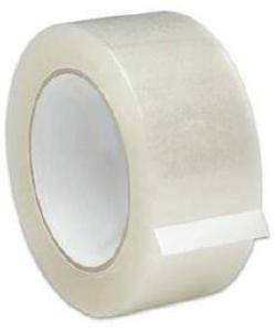 Clear 2-inch Packing Tape (Case of 18)