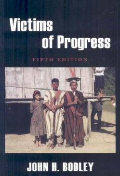 Victims Of Progress (Paperback)