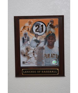 Roberto Clemente Collectible Plaque