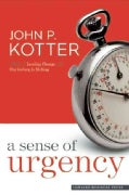 A Sense of Urgency (Hardcover)