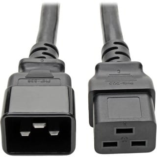 Tripp Lite Heavy-Duty Computer Power Extension Cord for Servers and C