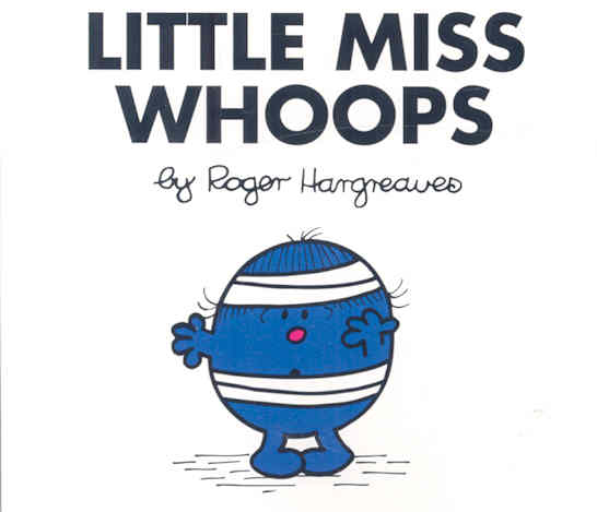 Little Miss Whoops (Paperback)