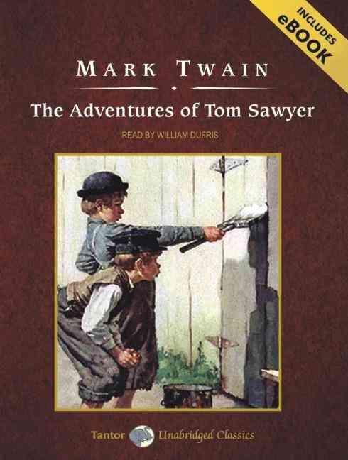 The Adventures of Tom Sawyer (CD-Audio)