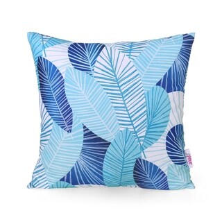 """Pontalba Modern Outdoor Throw Pillow by Christopher Knight Home - 18.00"""" W x 18.00"""" L"""