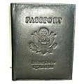 Kozmic Passport Cover