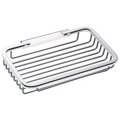 Rectangular Wire Shower Basket