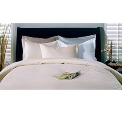 Supima Sateen 1000 Thread Count 3-piece Duvet Cover Set