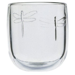 La Rochere 6-piece Dragonfly Rounded Goblet Set