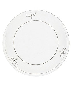 La Rochere 6-piece Dragonfly Dinner Plate Set