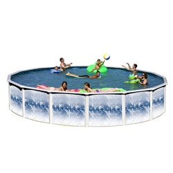 Yorkshire Above Ground Pool (18' Round)