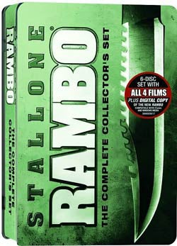 Rambo: The Complete Collector's Set (DVD)