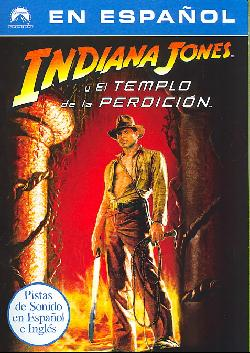 Indiana Jones Y El Templo De La Perdicion (Special Edition) (DVD)