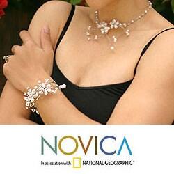 'Garland' Pearl Bracelet (Thailand)