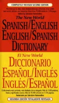 The New World Spanish/English English/Spanish Dictionary (Paperback)