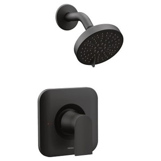 Moen Genta 1.75-GPM Wall-Mounted Shower Valve Trims with Watersense