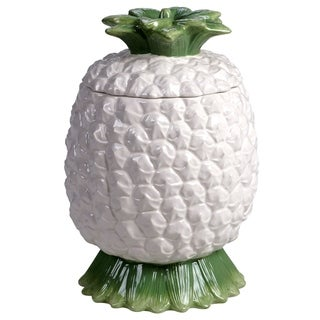 Certified International English Garden 3D Cookie Jar, 72 oz.