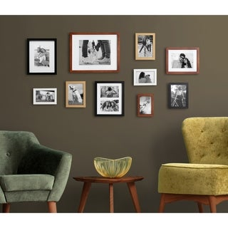Kate and Laurel Gallery Wood Wall Frame Set