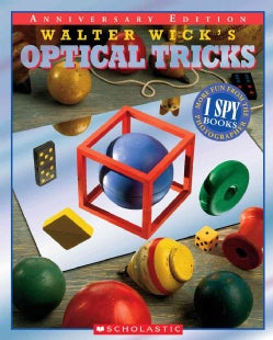 Walter Wick's Optical Tricks (Hardcover)