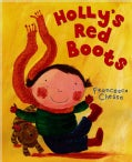 Holly's Red Boots (Hardcover)