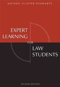 Expert Learning for Law Students (Paperback)