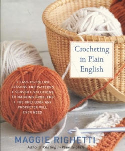 Crocheting in Plain English (Paperback)