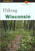 Falcon Hiking Wisconsin (Paperback)