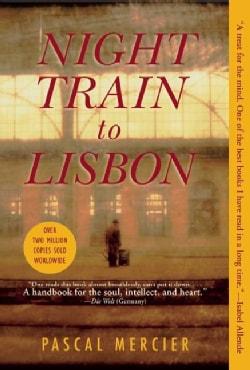 Night Train to Lisbon (Paperback)