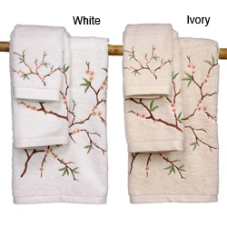 Cherry Blossom 7-piece Bath Set (China)