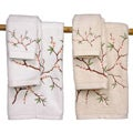 Cherry Blossom 7-piece Bath Set (China)