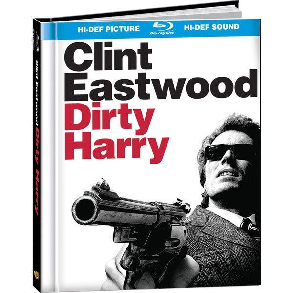 Dirty Harry DigiBook (Blu-ray Disc) 3671485