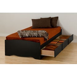 twin xl beds overstock shopping comfort in any style. Black Bedroom Furniture Sets. Home Design Ideas