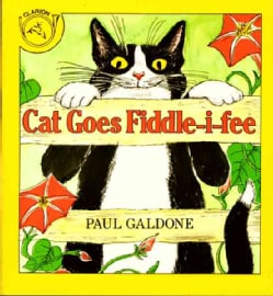 Cat Goes Fiddle-I-Fee (Paperback)