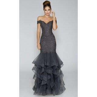 Stella Couture Prom Mermaid Dress
