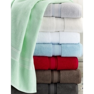 100% Cotton Zero Twist Oversized Set of 4 Bath Sheets