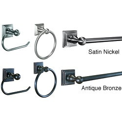 Sureloc Square 4-piece Bathroom Set