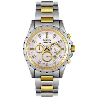 Bulova Marine Star Men's Chronograph Watch