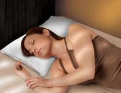 Sarah Peyton King Memory Foam Traditional Pillow