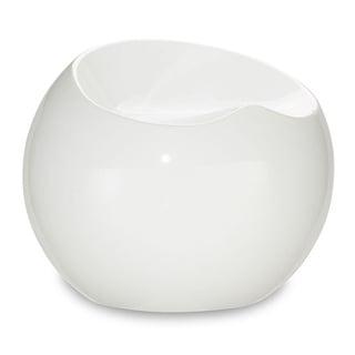 White Ball Stool