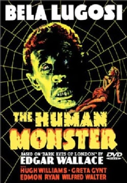 Human Monster (DVD)